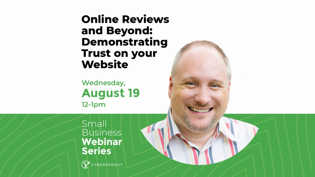 Online reviews webinar