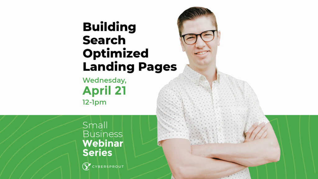 Search optimization webinar